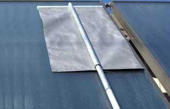 Roof Razor 174 Roof Rake Removing Snow In Sudbury Ma Part 6